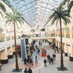 La galleria dello Shopping Centre